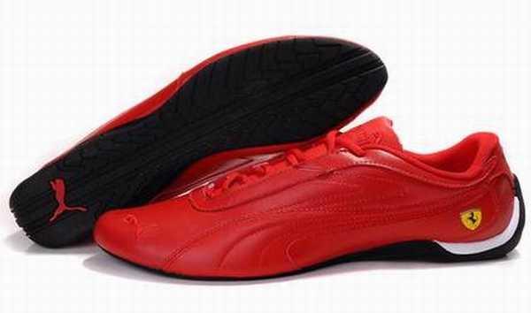 chaussure moto puma homme