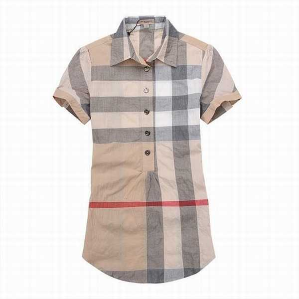Ioffer Chemise Burberry Taille Xs chemise Femme rhQtsCxd